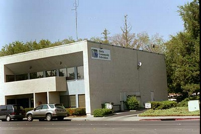 Offices at 1623 5th Street in Davis