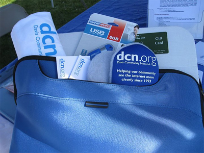 Join DCN's Facebook by May 19th to enter drawing for a grand prize