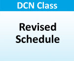 DCN Class Schedule Update