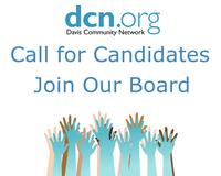 Davis Community Network is actively seeking new board members