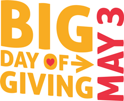 BIG Day of Giving 2016 May